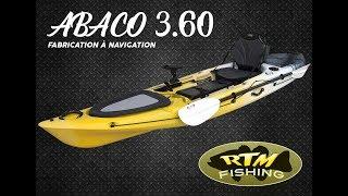 Abaco 3.60 par RTM Fishing