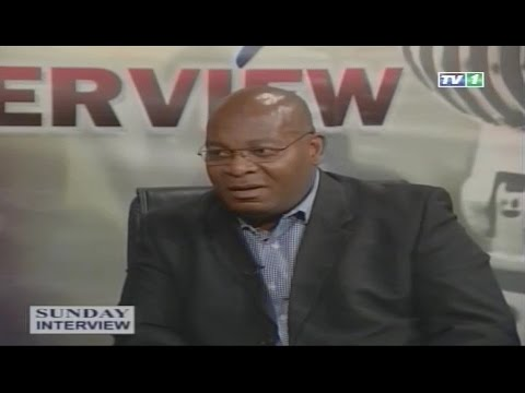 Sunday Interview 28th August 2016