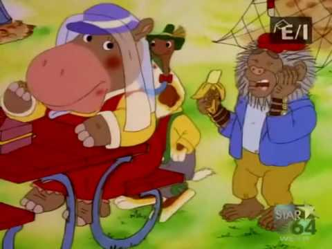 Closing to Richard Scarry's Best Sing-Along Mother Goos ...