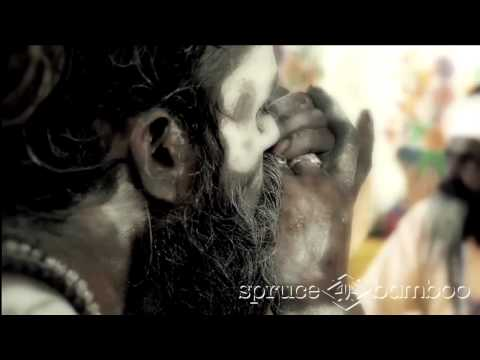 JAY BHOLE ( KIDIK BHAM )Sadhu Smoking Ganja, Haridwar India