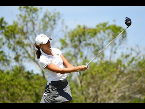 Women's Golf Championship Round 2 - Interview with UCF Head Coach Emily Marron