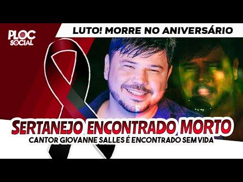 Download CANTOR SERTANEJO É ENCONTRADO MORTO DENTRO DE CARRO, GIOVANNE SALLES MORREU NO DIA DO ANIVERSÁRIO
