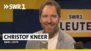 Begleitet die deutsche Mannschaft zur Fußball-EM   Christof Kneer   SZ-Sportjournalist   SWR1 Leute