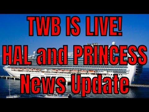 Holland America Princess Cruise Ship News Friday April 26 2019