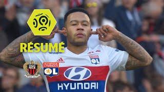 OGC Nice - Olympique Lyonnais (0-5)  - Résumé - (OGCN - OL) / 2017-18