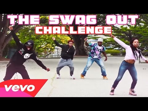 ** THE SWAG OUT CHALLENGE  TheSwagOutChallenge Dance  **  NEW   PricelessDaROC