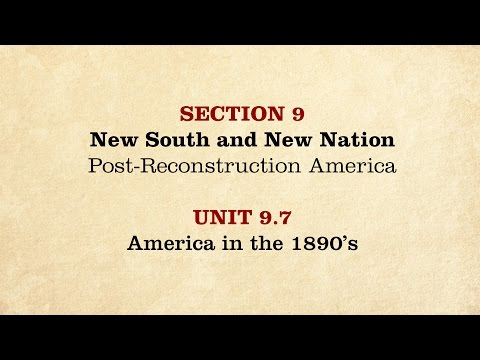 the changes brought by the first and second reconstruction in america How did the civil war and reconstruction period change the lives of first slaves were brought in america had by the 1870s, reconstruction had.