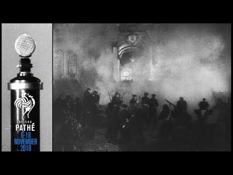 Kristallnacht, October Revolution, Armistice Day and more | British Pathé