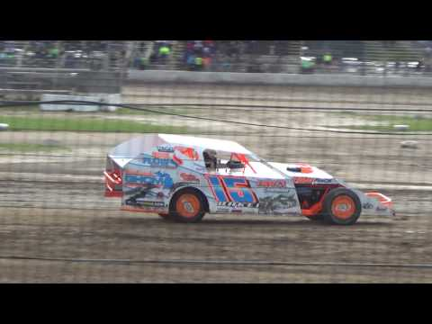 UMP Time trials Part 1 at Mt. Pleasant Speedway on 08-04-2017!!