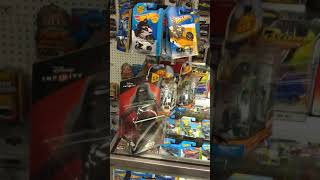 Store Tour New Star Wars Products