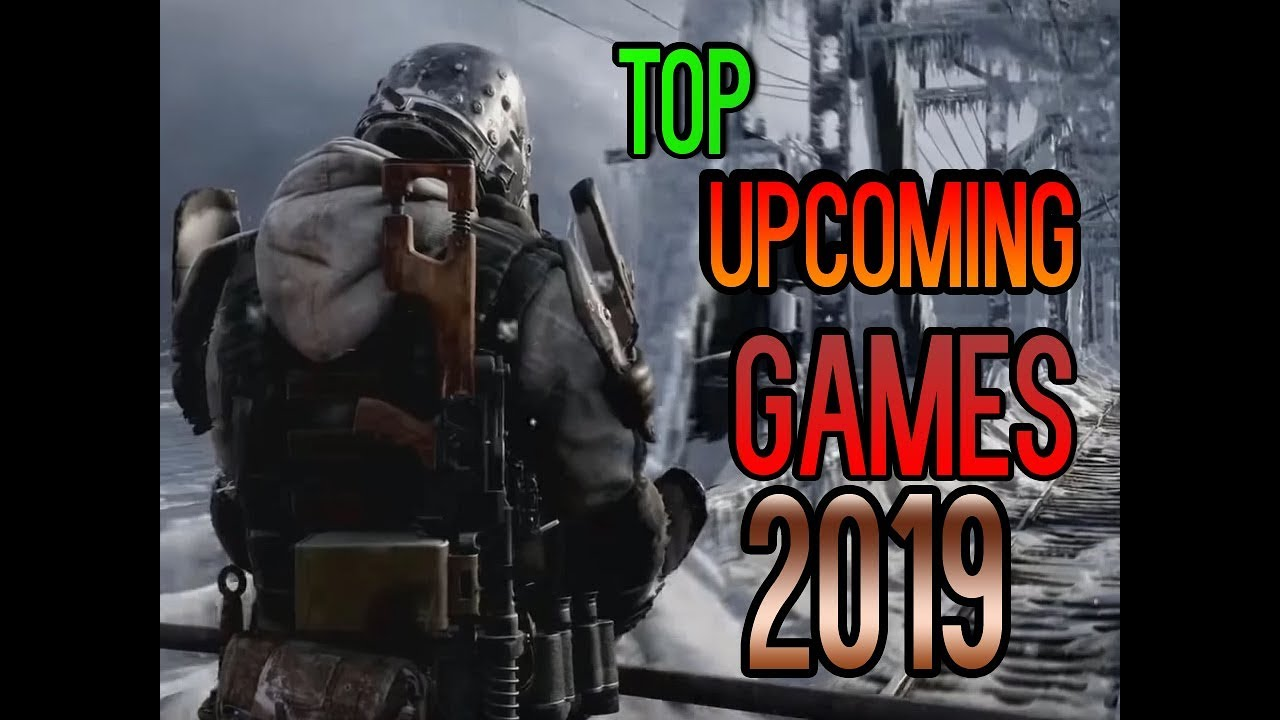 Top 5 Games Of 2019 Ps4 Xbox One Pc Cinematics