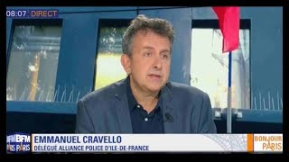 Paris : le commissariat du 19ème arrondissement fermé à cause d'une invasion de puces