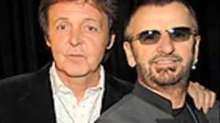 """Ringo Starr and Paul McCartney """"Walk With You"""""""