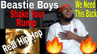 Download They Are Hip Hop | Beastie Boys - Shake Your Rump (REACTION)