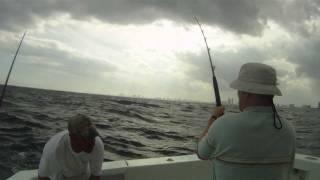 Floride: Pêche en haute mer 2012-01-27 Fort Lauderdale