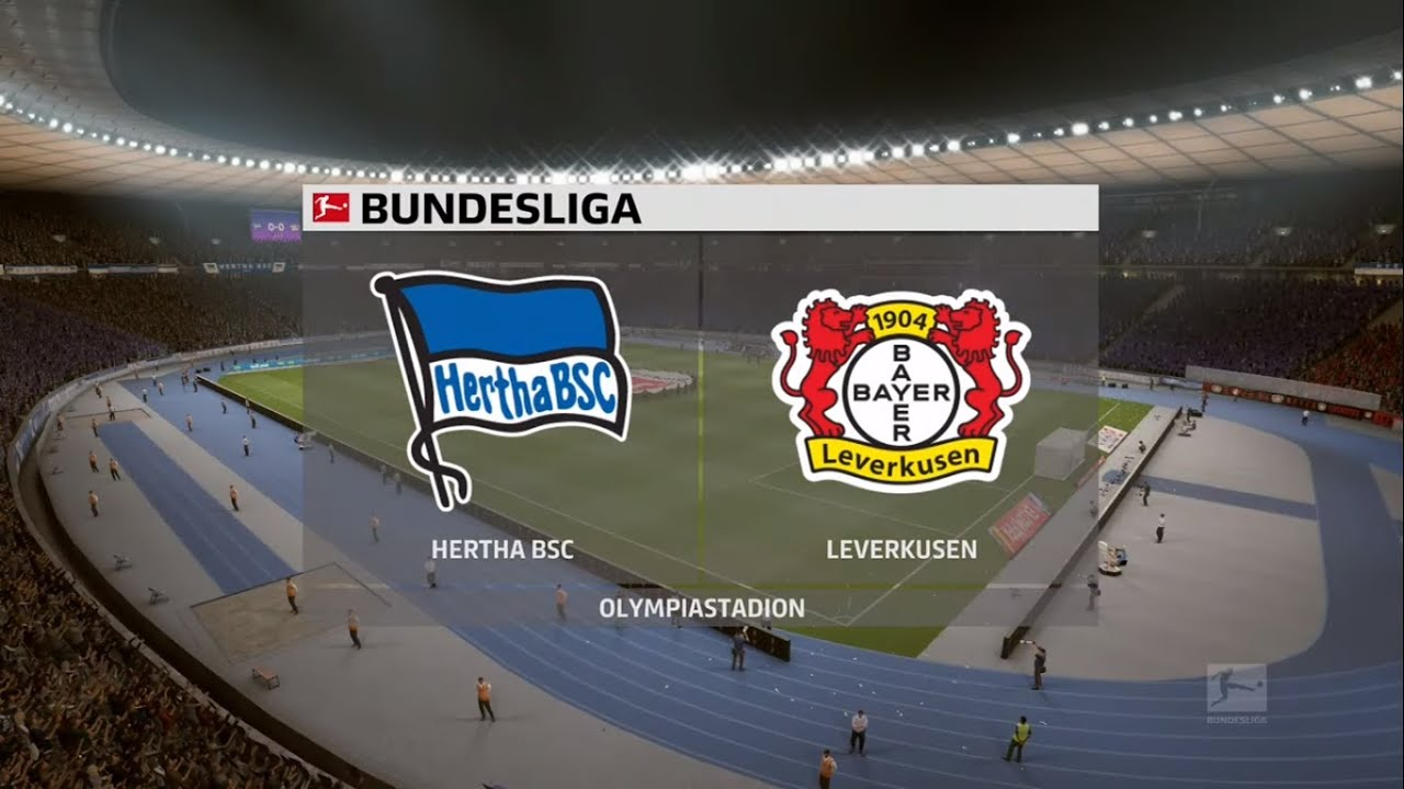 Hertha Vs Leverkusen