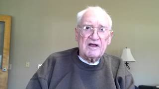 US Army Air Corps part 1 . . . a conversation with Hardon Henry McFarland April 4, 2012