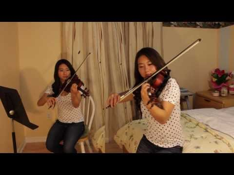Say Something (A Great Big World) Violin Cover