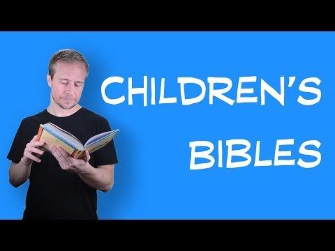 Children's Bibles - A Book Review