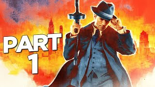 MAFIA DEFINITIVE EDITION Walkthrough Gameplay Part 1 - PROLOGUE (FULL GAME)
