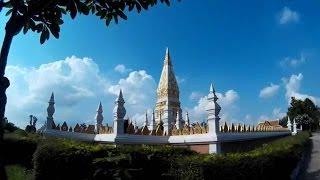 Prayer to Buddha Relic Wat Pratat Panom