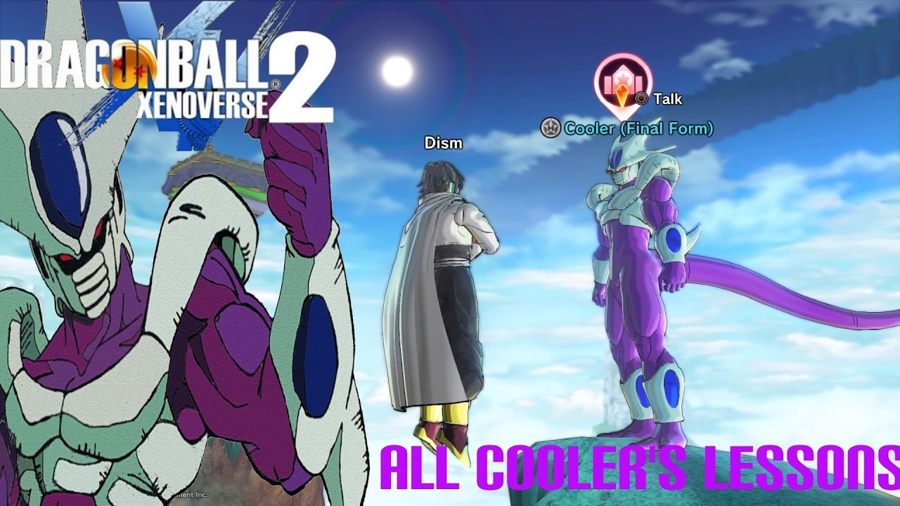 dragon ball xenoverse how to find masters