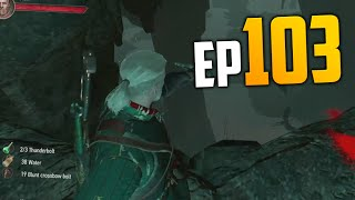 """The Witcher 3: Wild Hunt - Part 103 """"Lord of Undvik: Kill the Giant"""" (Let's Play, Walkthrough)"""