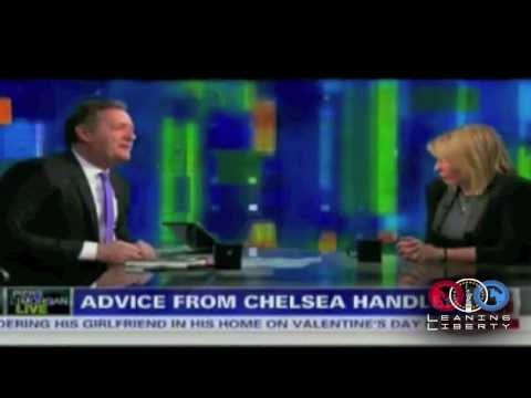 """""""that's why your job is coming to an end"""" Chelsea Handler Grills Piers Morgan"""