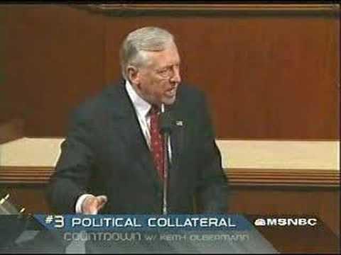 Steny Hoyer on House Iraq Resolution