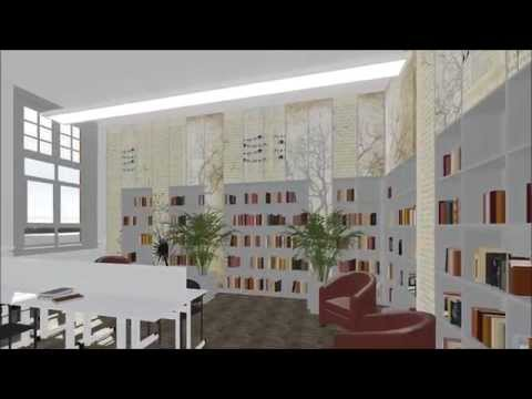 Wittenborg University Spoorstraat 23 Animation January 2015