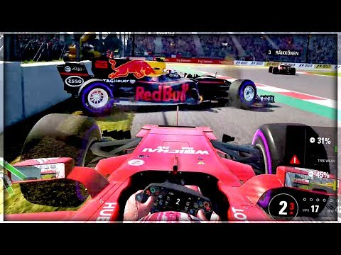 14 LAP SIDE-BY-SIDE DUEL WITH TOM! - The Best & Funniest F1 Game Online Experience I've Ever Had
