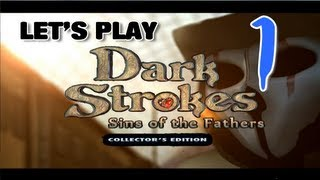Dark Strokes: Sins of the Fathers CE [01] w/YourGibs - Chapter 1: Clair Captured - Part 1