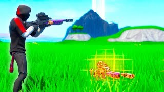 how to get unreleased Storm Scout Sniper early! (fortnite glitches)