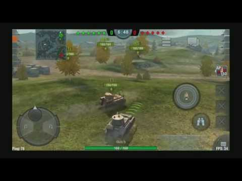 World of Tanks Blitz - iOS / Android - HD Gameplay Trailer (Livestream)