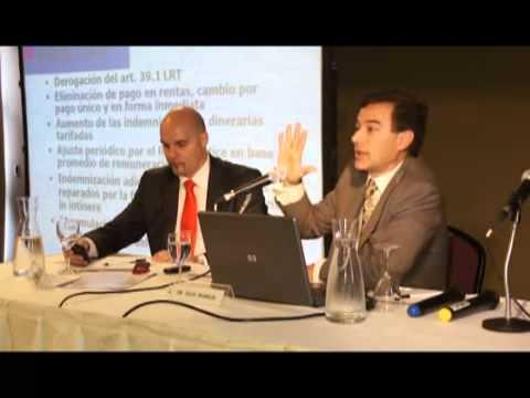 ART Ley de Accidentes del Trabajo y su Actualidad .