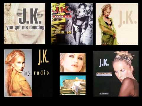 J.K. - Deep In The Night - RMX