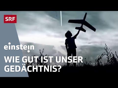 Trügerisches Gedächtnis - Einstein vom 20.4.2017