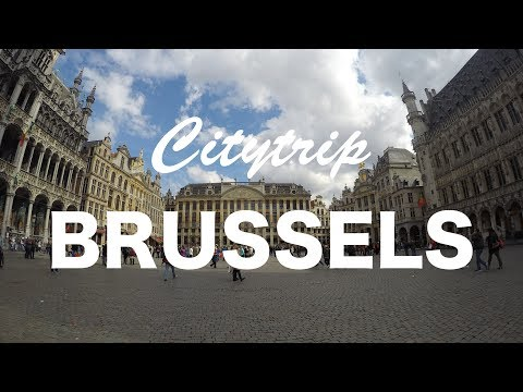 Brussels Travel Guide | 4K Ultra HD