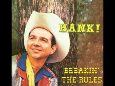 HANK THOMPSON - Breakin' the Rules