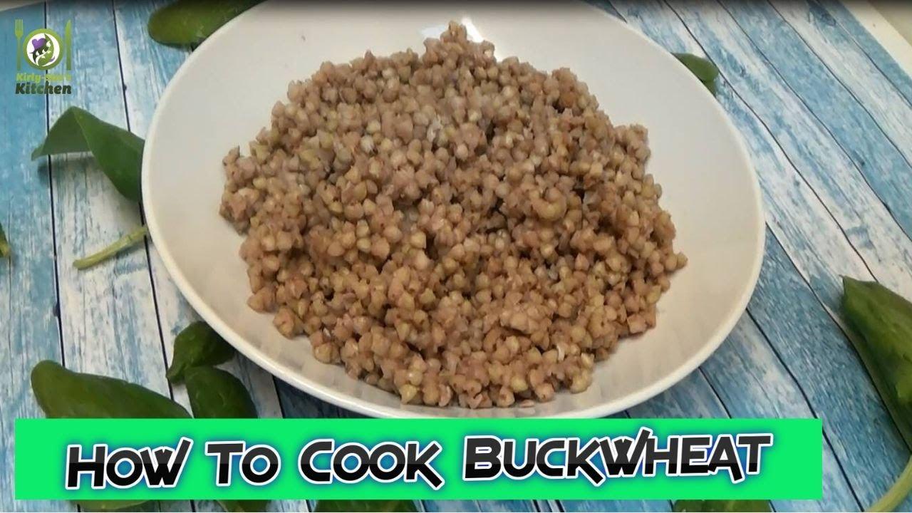 How to cook buckwheat 24