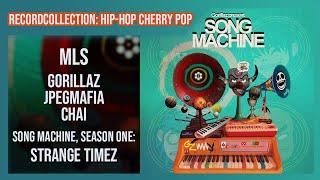 Gorillaz - MLS (ft. JPEGMAFIA & CHAI) (HQ Audio)
