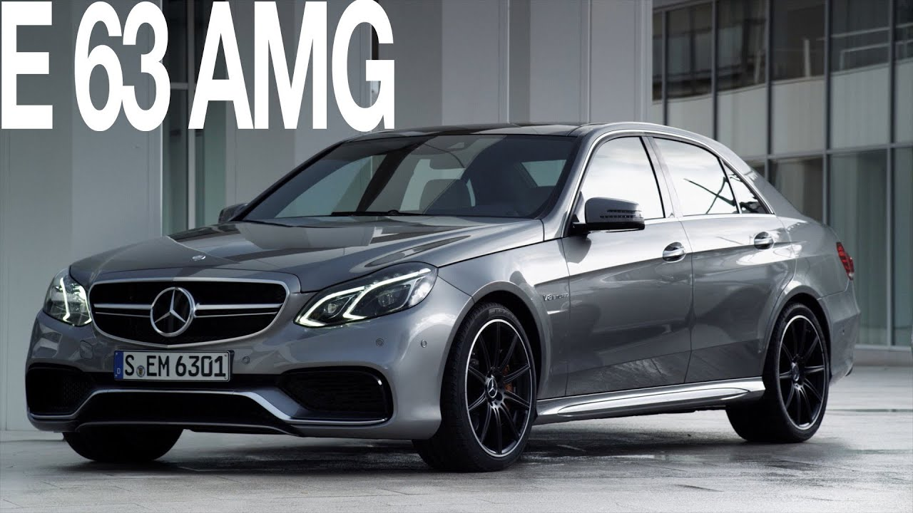 Build Your 2016 AMG E63 S Wagon | Mercedes-Benz