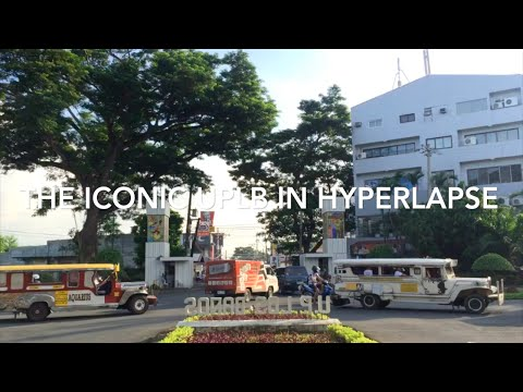 The Iconic UPLB in Hyperlapse