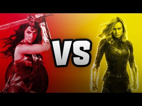 Theresa - Wonder Woman vs. Capt. Marvel Poll: Which Film Was Better?