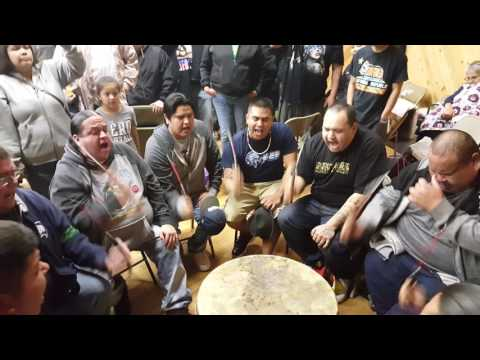 Sharpshooter Champion song Simnasho powwow 2017