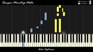 [1.46 MB] Piano Tutorial - Sampai Menutup Mata | Acha Septriasa