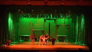 """Odd Man Out"" - Tarzan - University High School"
