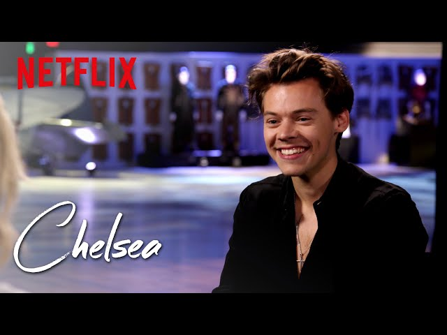 Harry Styles (Full Interview) | Chelsea | Netflix