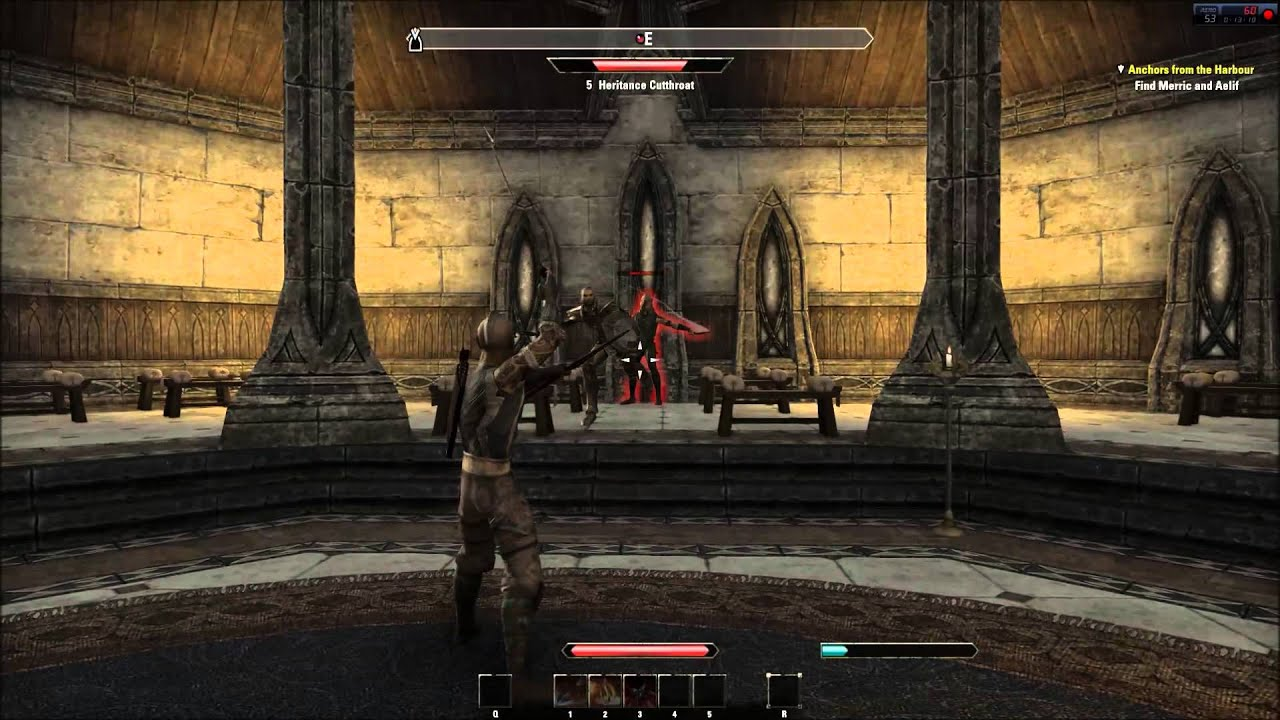 how to use commands to increase your archery in skyrim