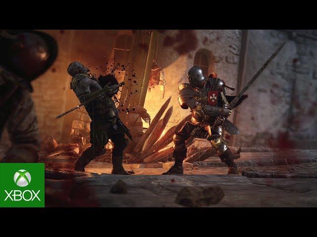Warhammer: Vermintide 2 | Xbox One Release Trailer